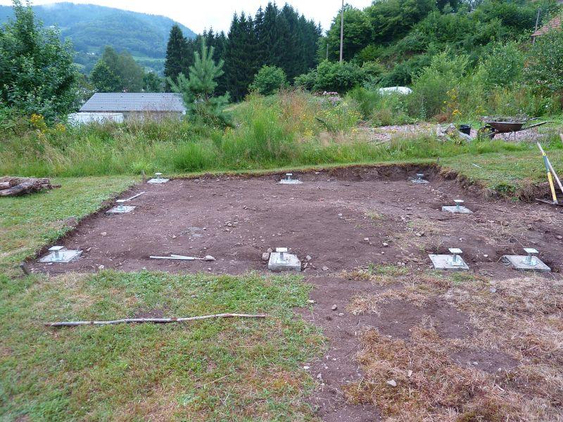 7 me jour pose des platines at mon abri de jardin - Fondation abri jardin pau ...
