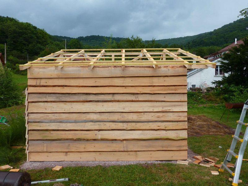 Construction archive at mon abri de jardin for Abris de jardin isole