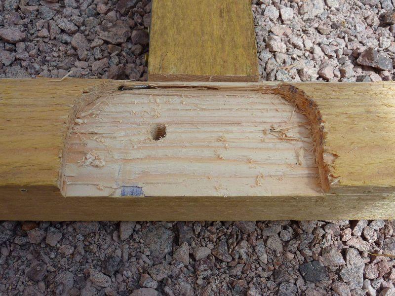12 me jour r alisation de la porte at mon abri de jardin for Porte en bois pour jardin